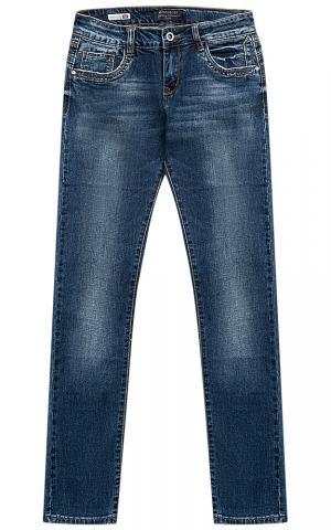 Женские синие джинсы Mossmore