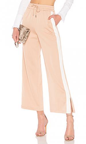 Пижамные брюки pajama LAcademie L'Academie. Цвет: цвет загара