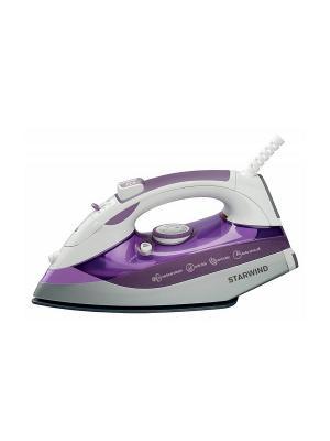 Утюг фиолетовый 2500Вт StarWind. Цвет: фиолетовый