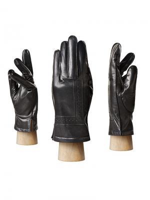 Перчатки Eleganzza. Цвет: черный, антрацитовый