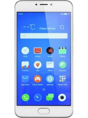 Смартфон M3 Note 32GB Meizu. Цвет: серебристый, белый