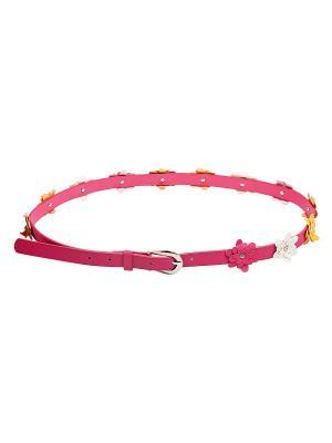Ремни Kameo-bis. Цвет: розовый, желтый, оранжевый