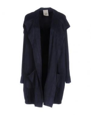 Легкое пальто JIJIL. Цвет: темно-синий