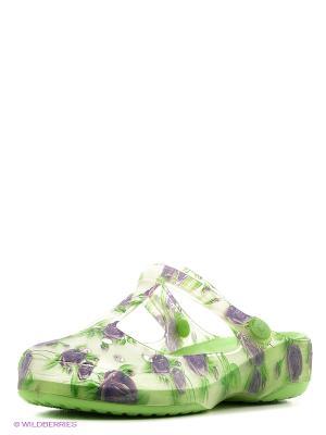 Сабо Effa. Цвет: зеленый