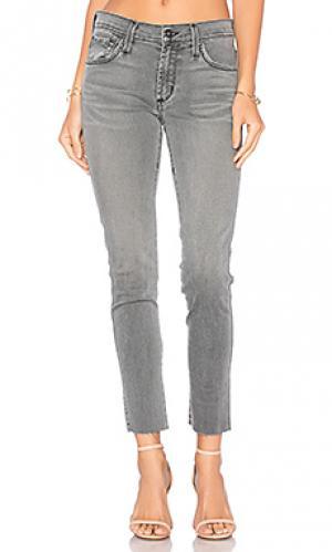Джинсы по лодыжку twiggy James Jeans. Цвет: none