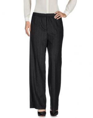 Повседневные брюки VICOLO. Цвет: стальной серый