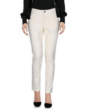 Повседневные брюки 6397. Цвет: белый