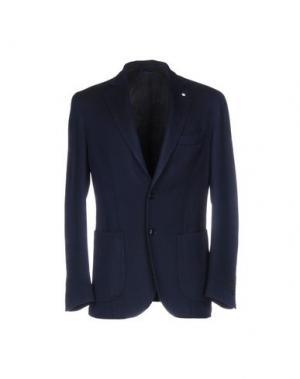 Пиджак L.B.M. 1911. Цвет: темно-синий