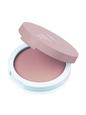 Преображающая устойчивая крем-пудра Lumene Blur SPF 15 / №3 Абрикосовый, 10 гр. Цвет: персиковый