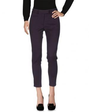 Повседневные брюки HOPPER. Цвет: красно-коричневый