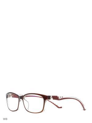 Компьютерные очки Vittorio Richi. Цвет: коричневый