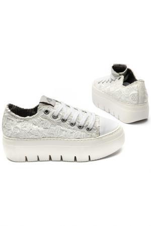 Sneakers SOYA FISH. Цвет: white