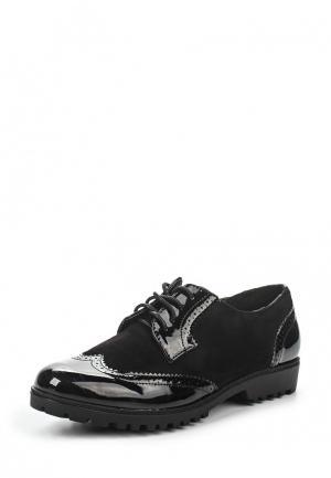 Ботинки Queen Vivi. Цвет: черный