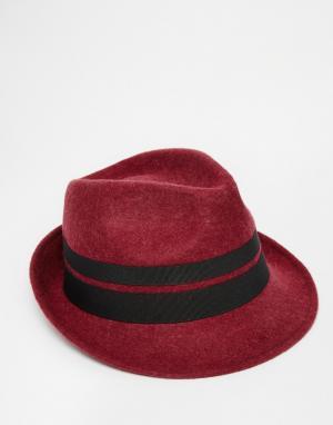 Catarzi Шляпа. Цвет: красный