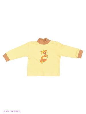 Джемперы KIDONLY. Цвет: желтый, оранжевый