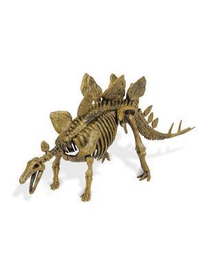 Яйца динозавра Юрский период - Стегозавр Geoworld. Цвет: бежевый, голубой, желтый, зеленый, коричневый, светло-бежевый, темно-бежевый