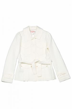 Пиджак Escada. Цвет: белый