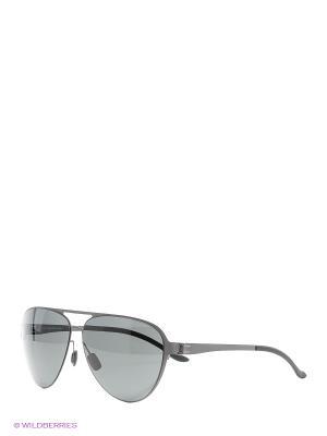 Очки Mercedes Benz. Цвет: серый
