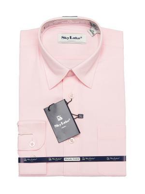 Рубашка Sky Lake ШФ-221/розовый