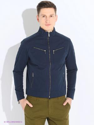 Куртка Alfred Muller. Цвет: темно-синий