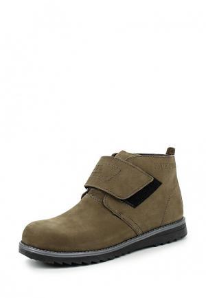 Ботинки Strobbs. Цвет: хаки