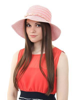 Шляпа Migura. Цвет: розовый