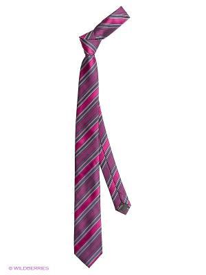 Галстук KARFLORENS. Цвет: темно-фиолетовый