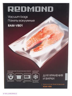 Пакеты вакуумные  RAM-VB01 REDMOND. Цвет: прозрачный