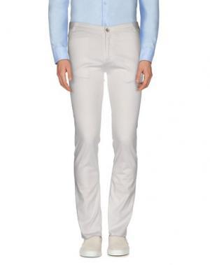 Повседневные брюки BROOKSFIELD. Цвет: белый