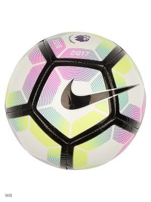 Мяч NIKE SKILLS - PL. Цвет: черный, желтый, белый