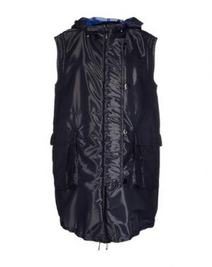 Легкое пальто JET SET. Цвет: темно-синий