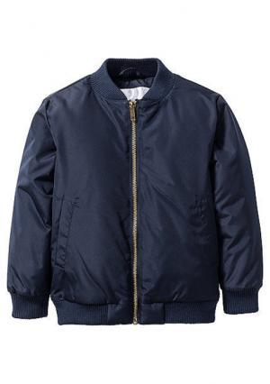 Куртка. Цвет: темно-оливковый, темно-синий