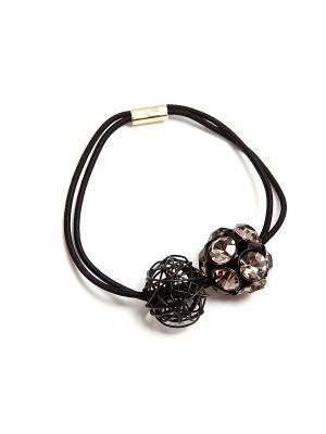 Заколка Kameo-bis. Цвет: черный, коричневый