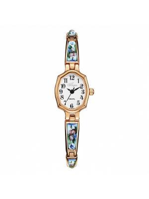 Часы Mikhail Moskvin. Цвет: голубой, бледно-розовый, золотистый