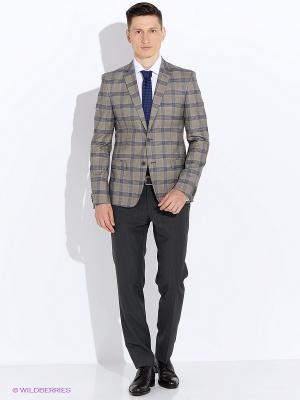 Пиджак BAZIONI. Цвет: бежевый