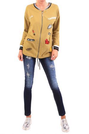 Sweatshirt JUNONA. Цвет: yellow