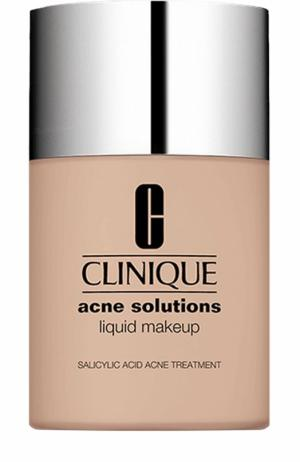 Тональный крем для проблемной кожи Clinique. Цвет: бесцветный