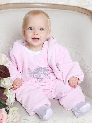 Костюм Lucky Child. Цвет: розовый
