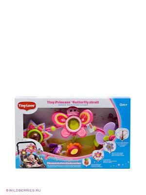 Дуга-трансформер Tiny Love. Цвет: розовый (осн.), сиреневый