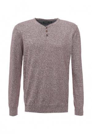 Пуловер Brave Soul. Цвет: бордовый