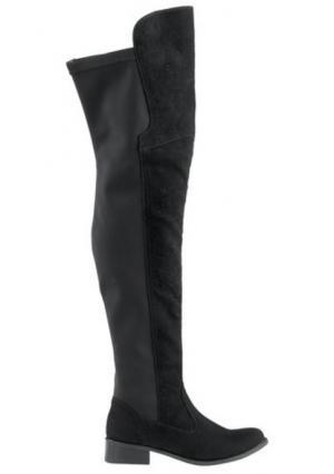 Ботфорты Andrea Conti. Цвет: серо-коричневый, серый, темно-синий, черный
