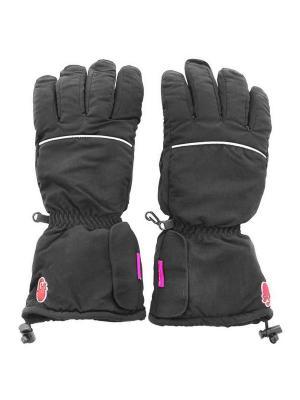 Перчатки GU920 Pekatherm. Цвет: черный