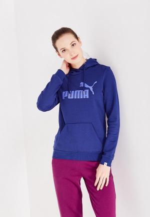 Худи Puma. Цвет: синий