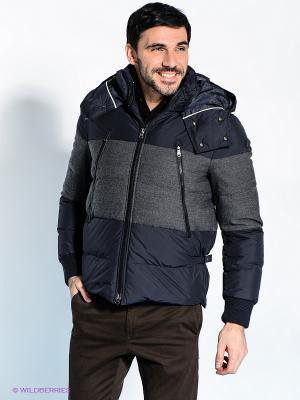 Куртка Marina Yachting. Цвет: темно-синий, серый