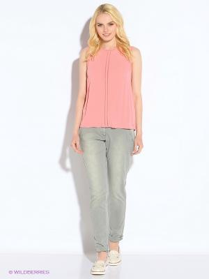 Блузка S.OLIVER. Цвет: розовый