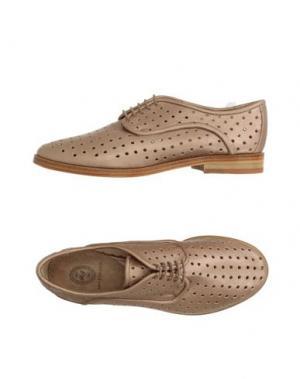 Обувь на шнурках RÊVE D'UN JOUR. Цвет: хаки