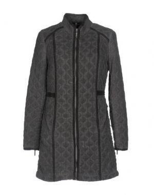 Куртка EMMA&GAIA. Цвет: свинцово-серый