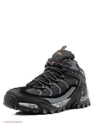 Ботинки на байке KENKA. Цвет: светло-коричневый