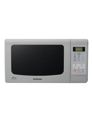 Микроволновая печь ME83KRS-3, серый Samsung. Цвет: серый