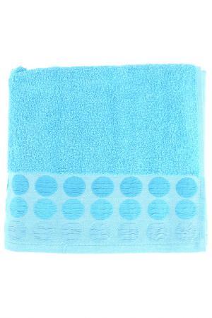 Полотенце махровое, 50х90 см BRIELLE. Цвет: синий